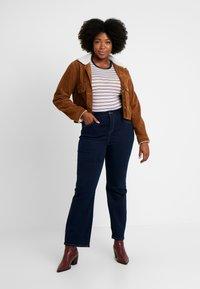 Cotton On Curve - GIRLFRIEND JACKET - Summer jacket - brushetta sherpa - 1