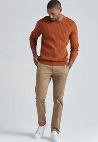 BONDELID - DAVE  - Neule - autumnal orange - 1