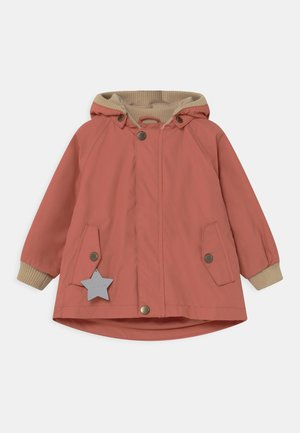 WALLY UNISEX - Manteau court - canyon rose