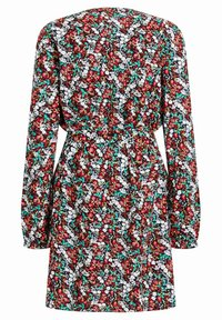 WE Fashion - MEISJES MET ALL-OVER BLOEMENDESSIN - Robe chemise - multi-coloured - 1