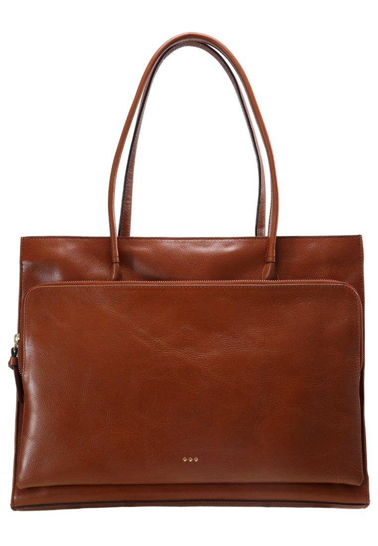 Royal RepubliQ MEL - Shoppingveske - cognac/konjakk d05l6mncnw5qsZ5