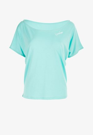 MCT002 ULTRA LIGHT - Print T-shirt - mint