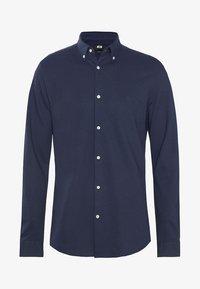 WE Fashion - SLIM FIT - Camicia - blue - 5