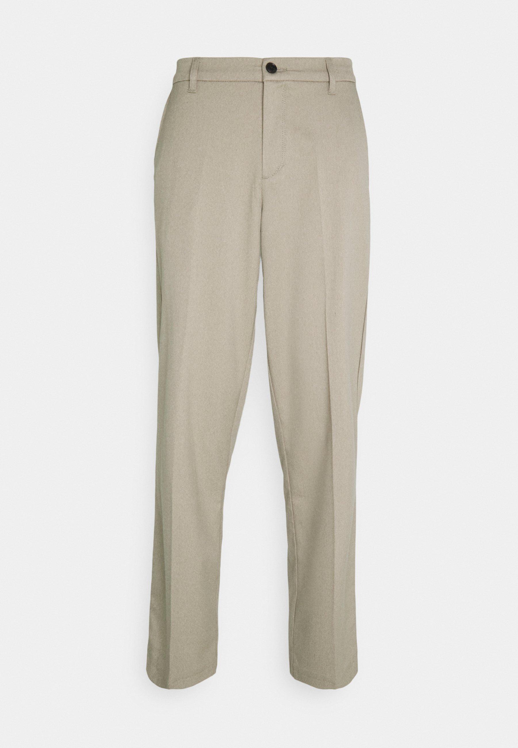 Homme PAUL BRUSHED PANTS - Pantalon classique