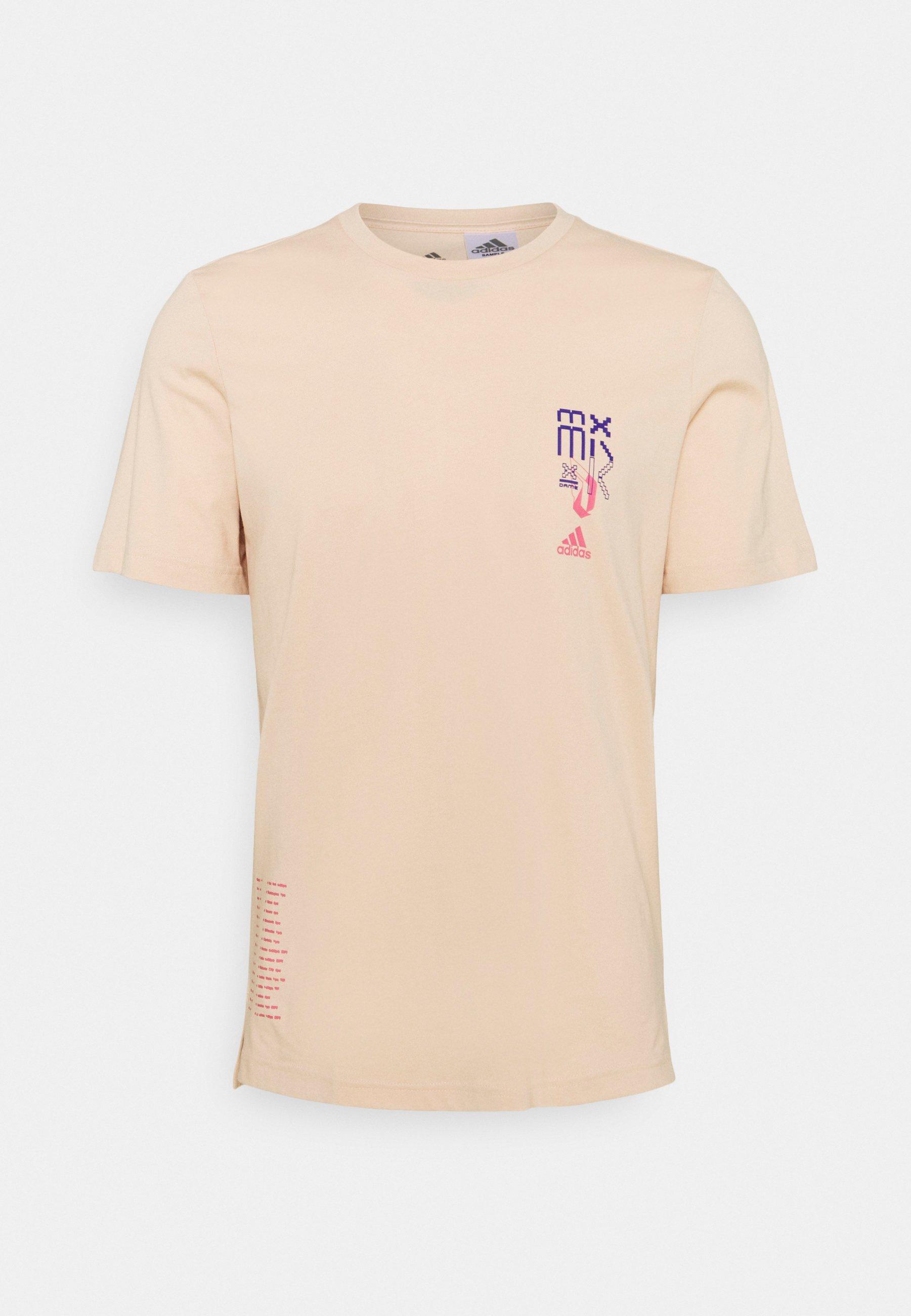Herren BASKETBALL SIGNATURE GRAPHIC - T-Shirt print