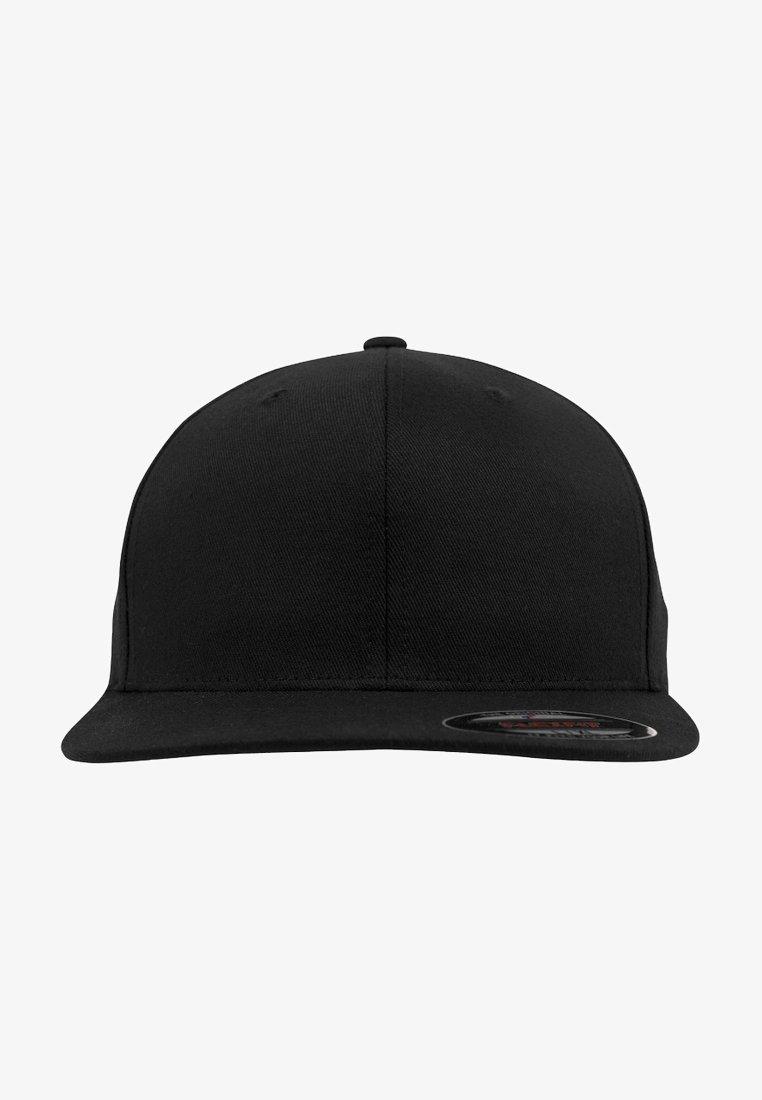 Flexfit - FLAT VISOR - Cap - black