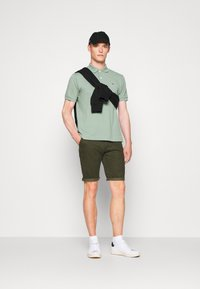 Lacoste - Polo - light green melange - 1