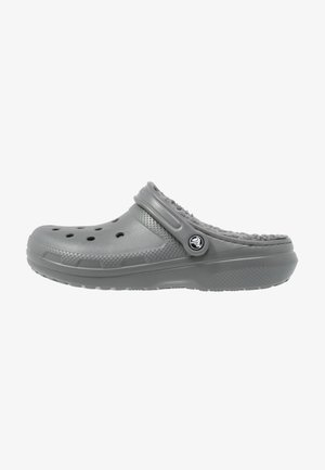 CLASSIC LINED ROOMY FIT - Clogs - slate grey/smoke