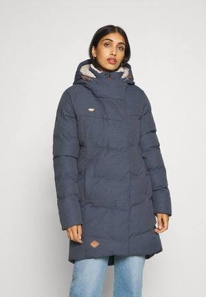PAVLA - Płaszcz zimowy - blue