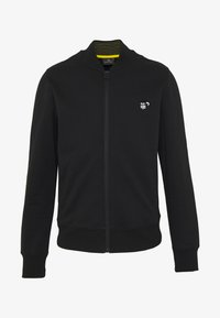 PS Paul Smith - BOMBER - Mikina na zip - black - 4