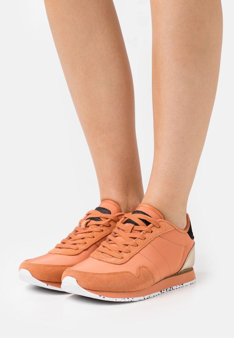 Woden - NORA III - Sneakers laag - peach