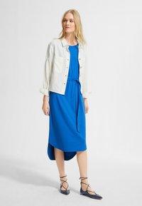 comma casual identity - Jersey dress - royal blue - 1