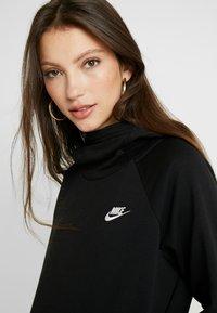 Nike Sportswear - Sweat à capuche - black/white - 3