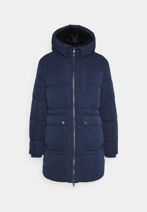 CASUAL PUFFER - Vinterkappa /-rock - twilight navy