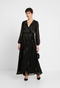 Hope & Ivy Petite - Maxi dress - black - 2