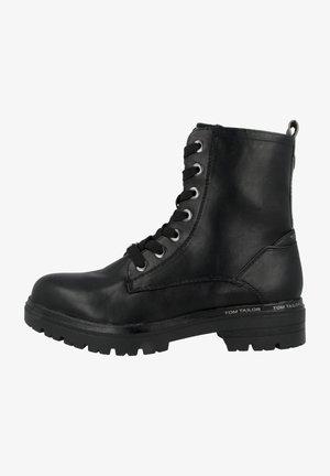 Platform ankle boots - black (2190501-00001)