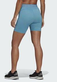 adidas Performance - SPEED CREATION SHORTS - Sports shorts - blue - 2