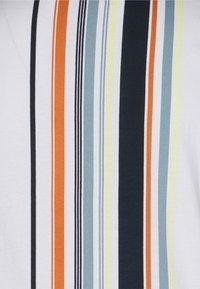 Johnny Bigg - ACTON VERTICAL STRIPE TEE - Print T-shirt - multi-coloured - 2