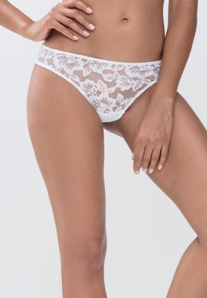 STRING - Thong - weiss