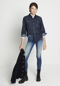G-Star - WESTERN RELAXED  - Button-down blouse - raw denim - 2
