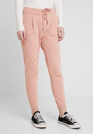VMEVA LOOSE STRING PANTS - Trousers - misty rose