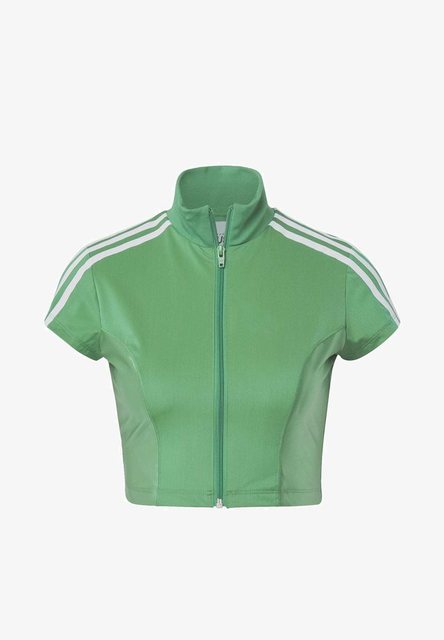 PAOLINA RUSSO - Long sleeved top - green