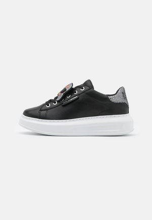 KAPRI IKONIC TWIN LACE - Trainers - black