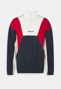 Kaotiko - UNISEX CREW ARNOLD - Sweatshirt - marino - 5