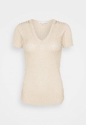 MAGLIA - T-shirts - beige
