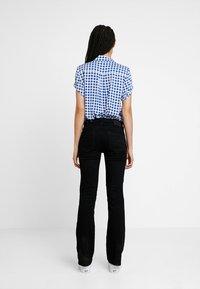 G-Star - MIDGE MID BOOTCUT   - Bootcut jeans - pitch black - 3