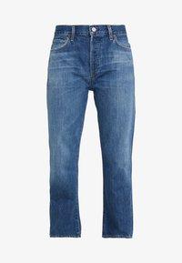MCKENZIE CURVER - Jeans Straight Leg - good love