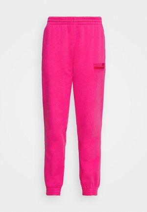 NAJOGGER - Teplákové kalhoty - bright pink