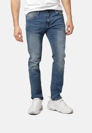 FELIX  - Straight leg jeans - soft blue wash