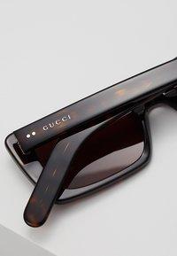 Gucci - Gafas de sol - havana/brown - 5