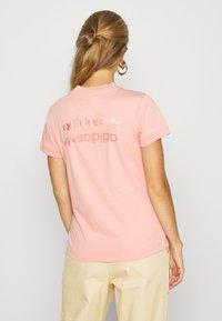 adidas Originals - TEE - T-shirts print - trace pink - 2
