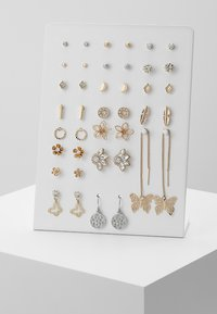 ALDO - GALELINIA 20 PACK - Boucles d'oreilles - silver-coloured - 0