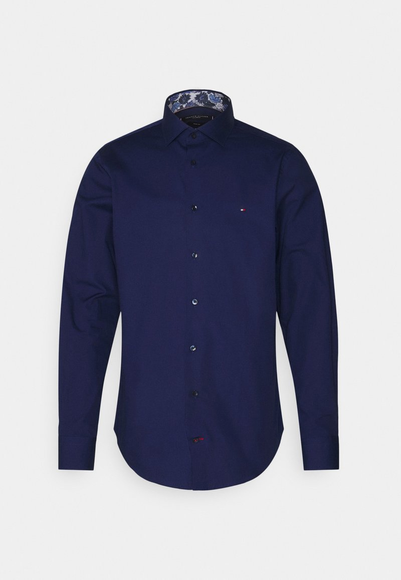 Tommy Hilfiger Tailored - SOLID SLIM SHIRT - Formal shirt - navy iris
