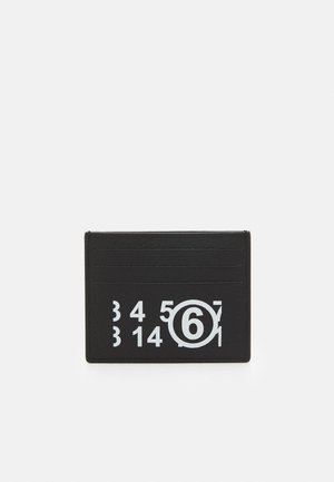 CARD HOLDER - Geldbörse - black
