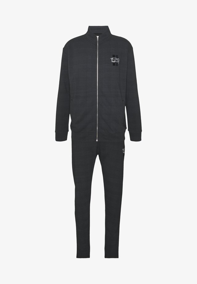 WISCON TRACK SET - Tracksuit - black