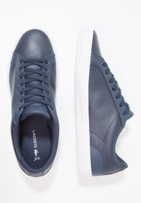 Lacoste - LEROND BL 1 CAM  - Sneakers laag - navy - 1