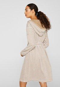 Esprit - Dressing gown - light brown - 2