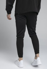 SIKSILK - TRANQUIL TRAINING PANT - Trainingsbroek - black/grey - 2
