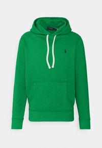 Hoodie - billiard green