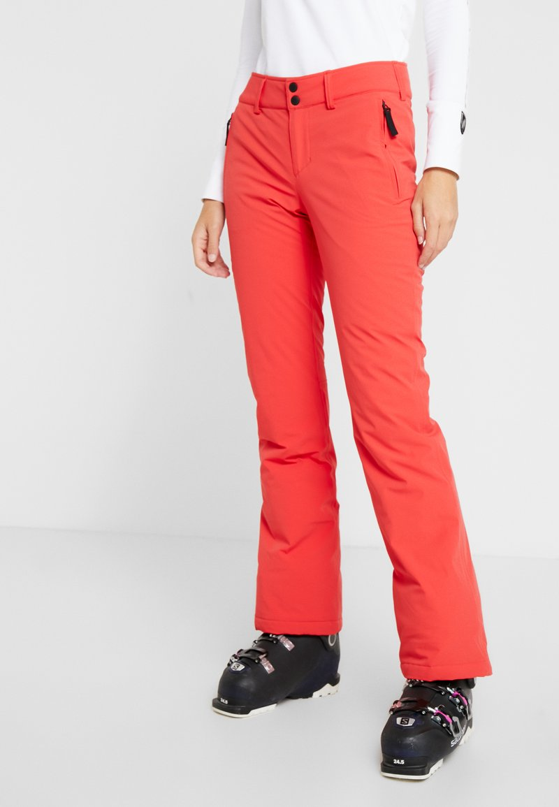 Bogner Fire + Ice - FELI - Spodnie narciarskie - orange