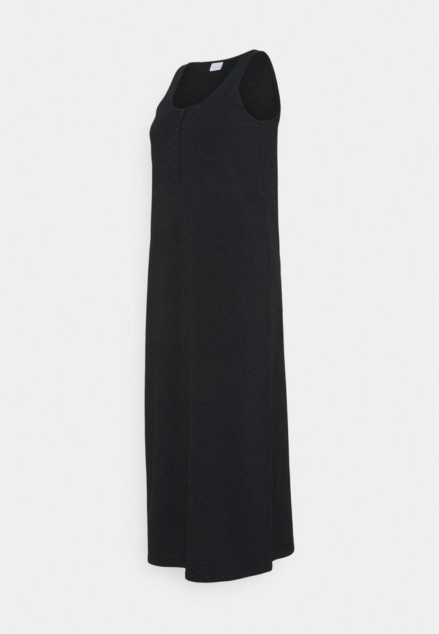 MLSIA TANK MAXI DRESS - Vestito lungo - black