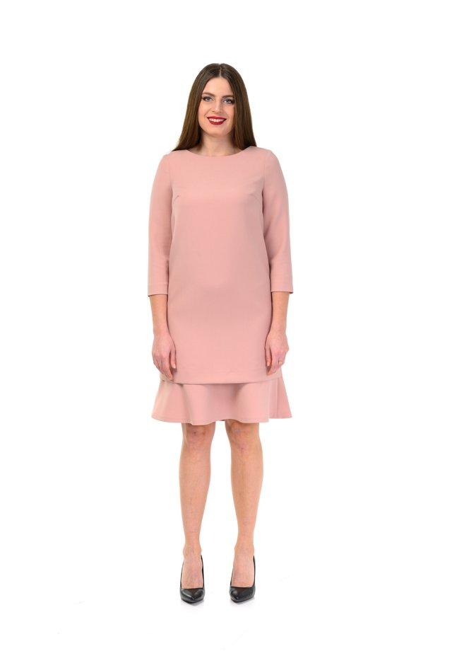 MERLIN - Korte jurk - pink