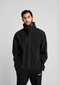 adidas Performance - MYSHELTER RAIN.RDY - Summer jacket - black - 0