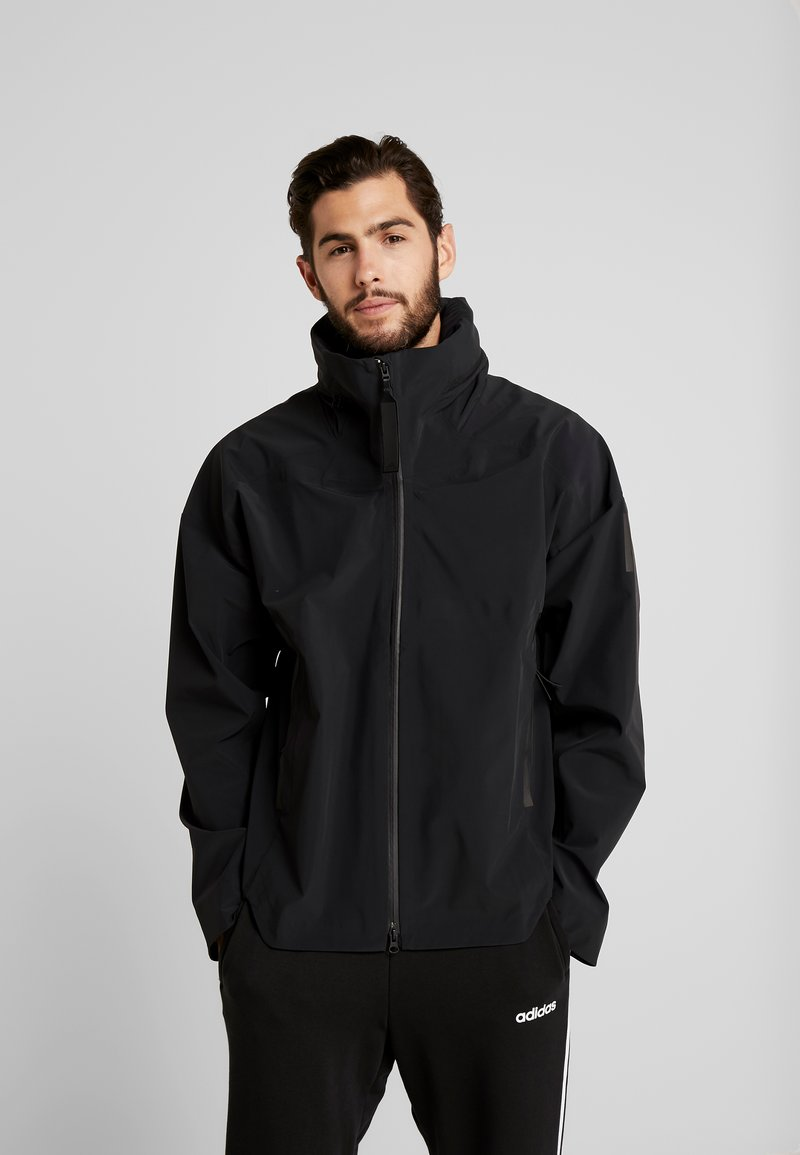 adidas Performance - MYSHELTER RAIN.RDY - Summer jacket - black