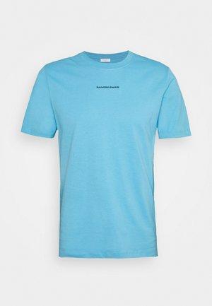 SOLID TEE UNISEX - Basic T-shirt - bleu pastel