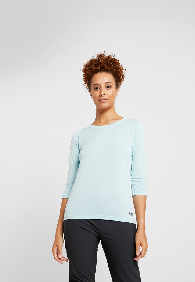 MADINA TEE - Long sleeved top - mint